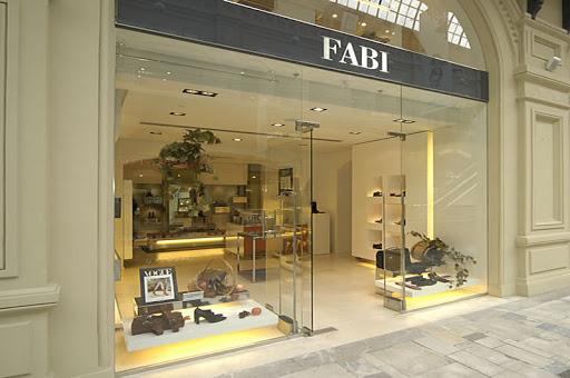 Сеть магазинов бренда FABI